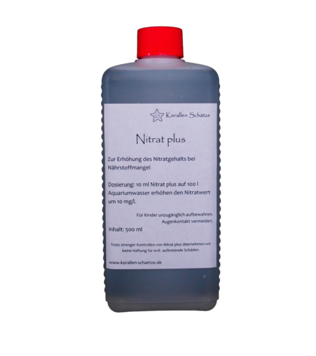 Nitrat plus 500 ml