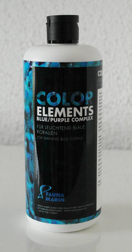 Fauna Marin Color Elements Blue/Purple Complex 500 ml